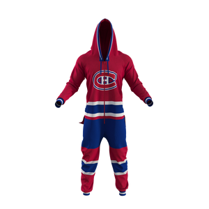 Montreal Canadiens NHL Onesie
