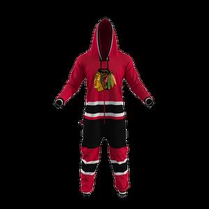 Chicago Blackhawks NHL Onesie