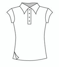 Short Sleeve Polo w/ Side Slit (333S)