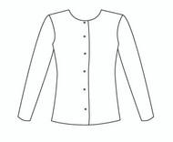 Plus Size Long Sleeve Cardigan (PP118L)