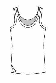 Easy Fit Perfect Tank (1417)