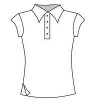 Short Sleeve Polo w/ Side Slit (333S)